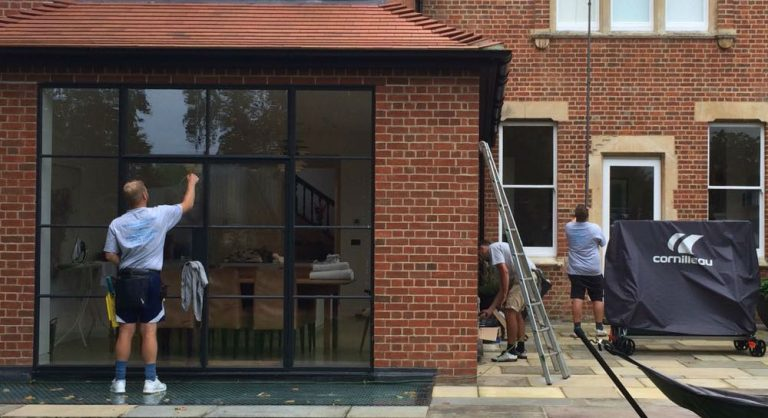 Residential and Commercial Window Cleaning Oxford